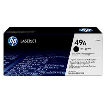 《印象深刻3C》HP 49A 原廠碳粉匣 Q5949A (2,500張) 適用 HP LJ 1160/1320(2,500張) 雷射印表機