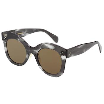 CELINE-修臉款 太陽眼鏡 (大理石紋)CL41443S