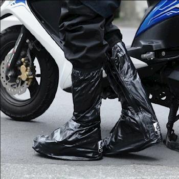 【飛銳fairrain】靴型時尚防雨鞋套1入組