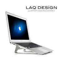 LAQ DESiGN 一體成型 鋁鎂合金 散熱支架