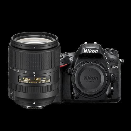 NIKON D7200 18-300 Kit 數位相機(國祥公司貨)