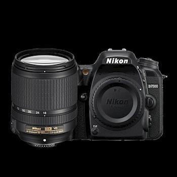 NIKON 尼康 D7500 18-140 Kit 單眼相機 單鏡組 (國祥公司貨)