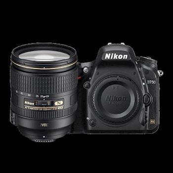 NIKON 尼康 D750 24-120 Kit 單眼相機 單鏡組 (國祥公司貨)