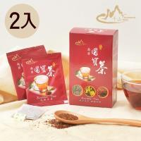 【千山茶品】南非國寶茶 (10入) 袋茶包-2盒入