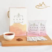 【千山茶品】紅色慢舞(20入) 袋茶包