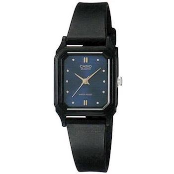 【CASIO】 輕便巧小運動指針錶-藍面x黑 (LQ-142E-2A)