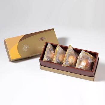 漢坊【御點】綜合8入禮盒★鳳梨核桃*4+焦糖栗子*4(3盒)
