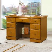 Boden-堤雅4.2尺實木辦公桌/書桌