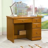 Bernice-堤雅3.5尺實木辦公桌/書桌