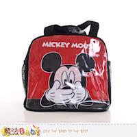 魔法Baby 便當袋 迪士尼米奇授權正版提袋~f0213