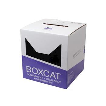 【BOXCAT】紫標 威力除臭奈米銀粒子貓10kg X 1盒