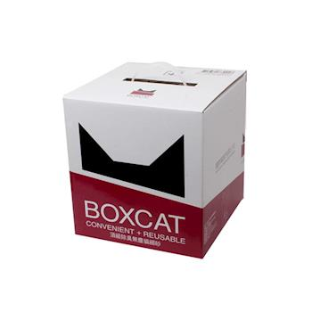 【BOXCAT】紅標 頂級無塵除臭貓砂11kg X 1盒