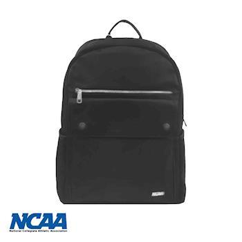 NCAA防潑水護脊後背包 黑色