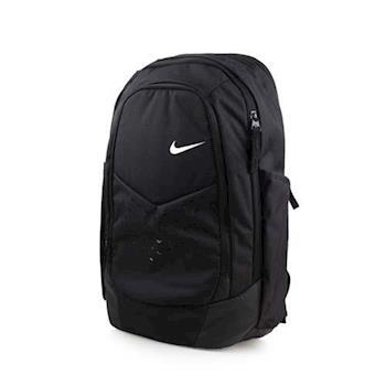 NIKE 後背包-雙肩包 肩背包 旅行包 電腦包 15吋筆電 黑銀