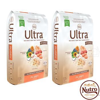 【Nutro】美士大地極品 幼犬呵護配方 犬糧 4.5磅 X 2包