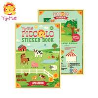 【BabyTiger虎兒寶】TIGER TRIBE 遊戲貼紙口袋書 - 農場動物
