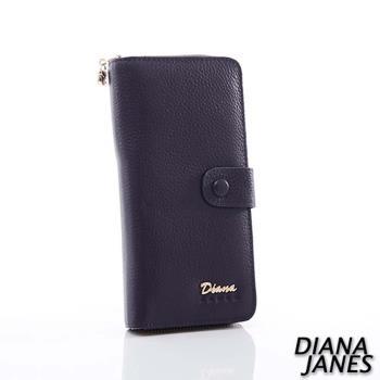 Diana Janes 牛皮兩折長夾