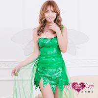 天使霓裳 角色扮演 精靈仙子 萬聖童話表演派對服(綠F) SS8614