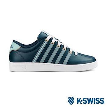 K-Swiss Court Pro II CMF 休閒運動鞋-男-深藍/灰