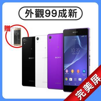 SONY 福利品 Xperia Z3 5.2 吋4G智慧手機-網-加贈32G記憶卡