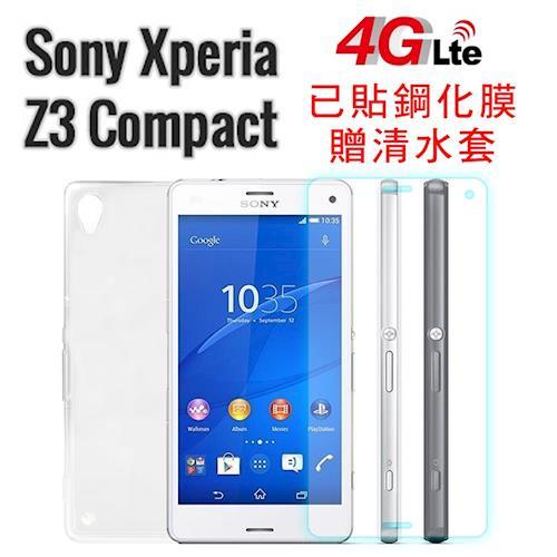 SONY 福利品 Xperia Z3 Compact 智慧型手機