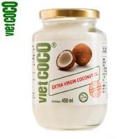 Vietcoco-威椰特級冷壓椰子油 450ml