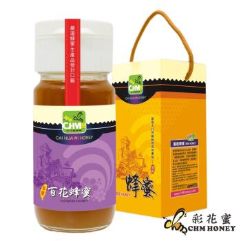 [彩花蜜]台灣百花蜂蜜700g