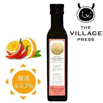 【壽滿趣- 紐西蘭廚神系列】頂級冷壓初榨香辣西西里風味橄欖油(250ml 單瓶散裝)