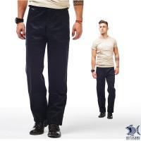 【NST Jeans】Noir 偏光黑 迪斯可光芒印花 休閒直筒長褲(中腰) 390(5571)