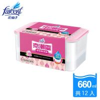花仙子 克潮靈除濕桶660ml-12入/箱-玫瑰香