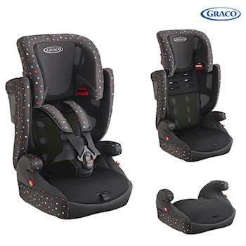 【Graco】AirPop 成長型汽車安全座椅(繽紛彩)
