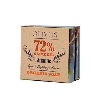 【Olivos奧莉芙的橄欖】有機天然-探索大西洋橄欖皂-手工滋養皂(乳香)/150G