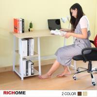 【RICHOME】鋼鐵人工作桌-2色