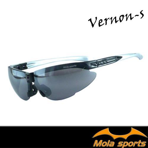 MOLA SPORTS 摩拉時尚運動太陽眼鏡 一般臉型 男女可戴 Vernon-s