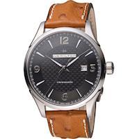 Hamilton 漢米爾頓 Jazzmaster 紳士自動上鍊機械腕錶 H32755851