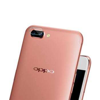 QinD OPPO R11 鏡頭玻璃貼(兩片裝)