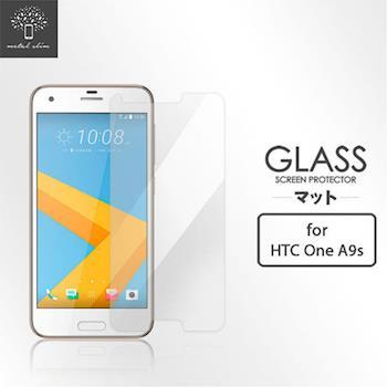 Metal Slim HTC ONE A9s (非滿版) 9H弧邊耐磨 防指紋 鋼化玻璃保護貼