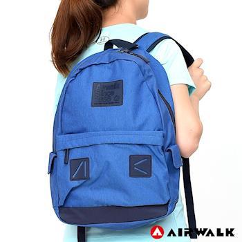 【美國 AIRWALK】   質感絕色  全彩小豬鼻筆電後背包-共四色