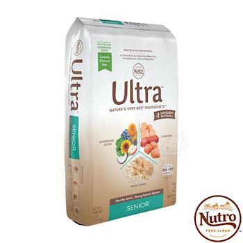 【Nutro】美士大地極品 高齡養生配方 犬糧 4.5磅 X 1包