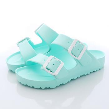 Lotto樂得-時尚輕量拖鞋款-WS3805薄荷綠(女款)