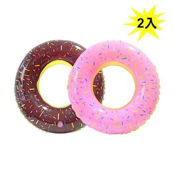 【WEKO】30吋甜甜圈泳圈2入(WE-LB30-2入)