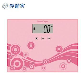妙管家 輕巧BMI健康秤 HKEB-0270