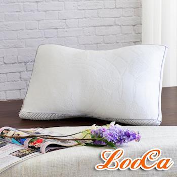 LooCa頂規負離子三段式獨立筒枕-金