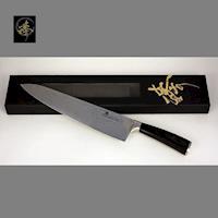 臻 刀具  大馬士革鋼系列  270mm廚師刀
