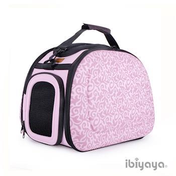 IBIYAYA依比呀呀 新輕巧摺疊寵物提包-巴洛克(FC1420)