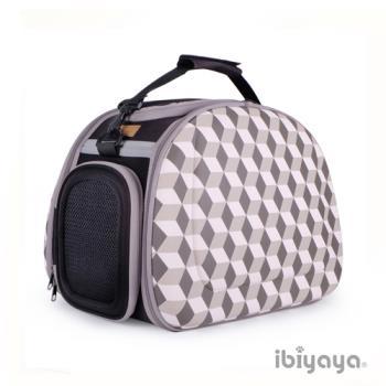 IBIYAYA依比呀呀 新輕巧摺疊寵物提包-魔術菱(FC1420)