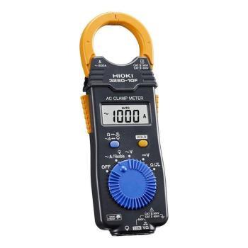 日本製造 HIOKI 3280-10F 超薄型交流鉤錶 電流勾表