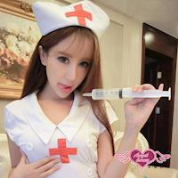 天使霓裳 針筒 甜蜜方針 醫護角色扮演道具配件(透明F) CC7693