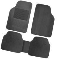 高密度超長絨毛車用地毯踏墊4205(汽車|歐系|防滑墊)