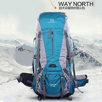 aaronation -75L WayNorth專業登山背包 VV-S2528